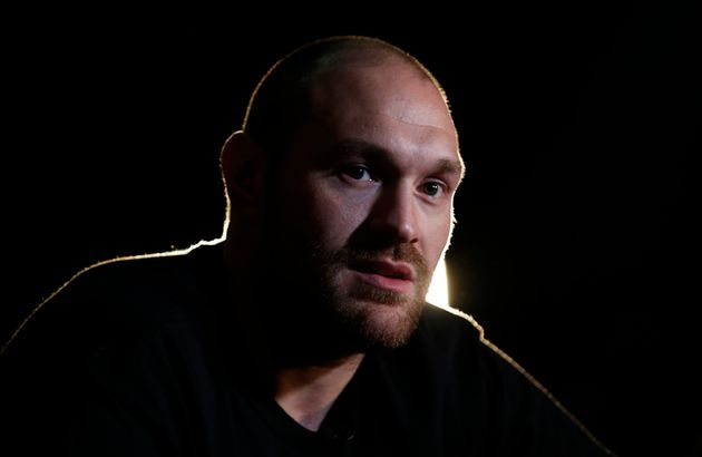 Fury reportedly tested positive for