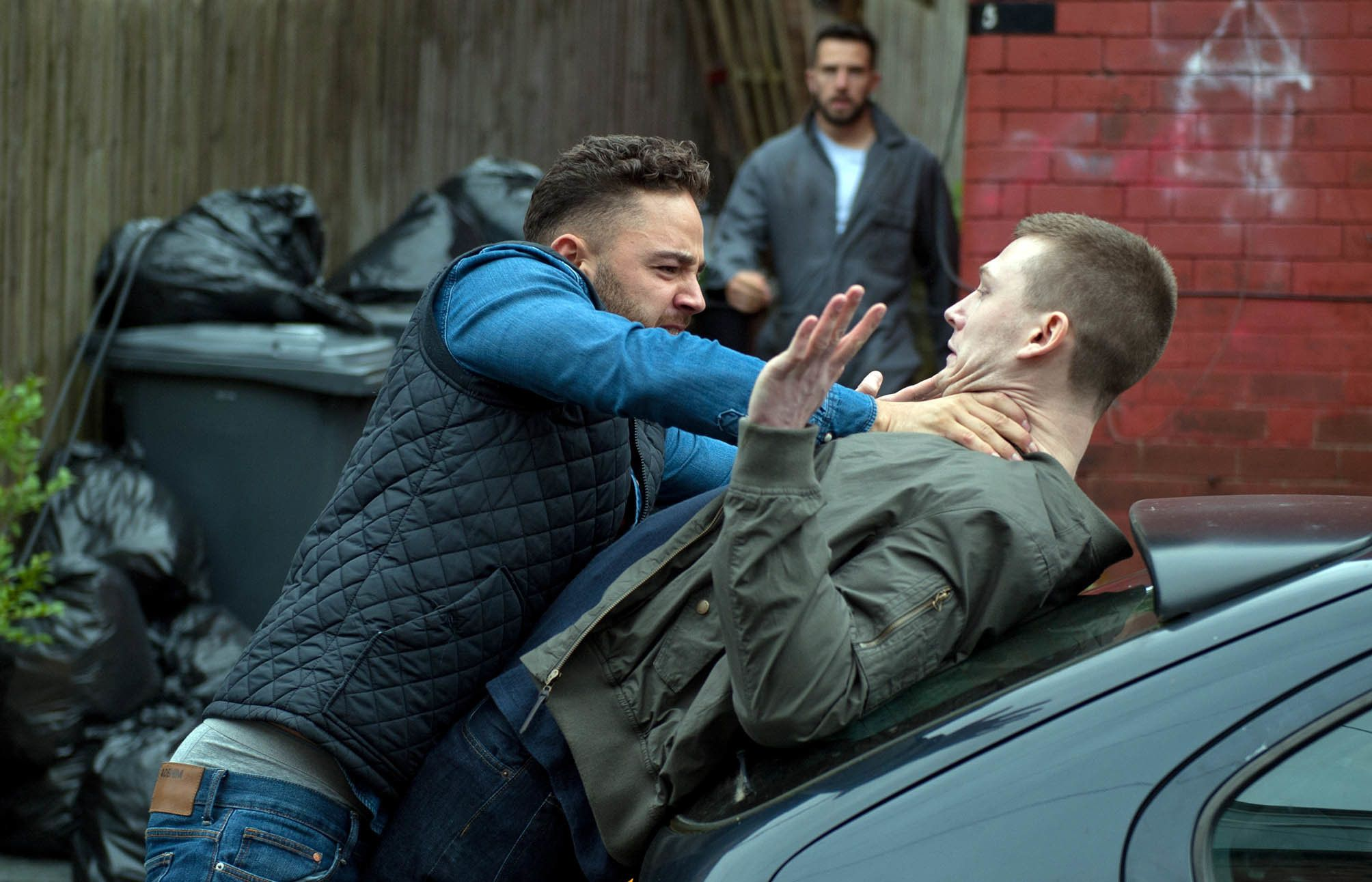 'Emmerdale' Spoiler! Adam Is Out For Blood Over Sister Holly's