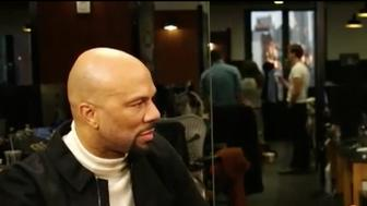 Common discusses the concept of community and Black America Again