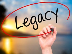 In Business, Legacy Outweighs Currency