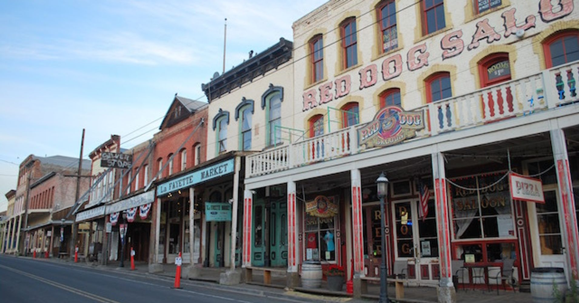 Virginia City Usa