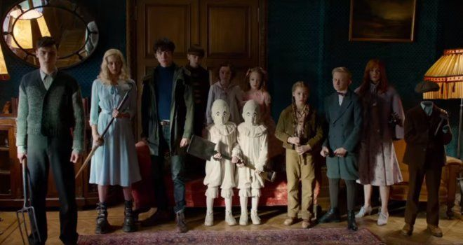 "A PR shot for ""Miss Peregrine's Home for Peculiar Children"" released by 20th Century Fox."