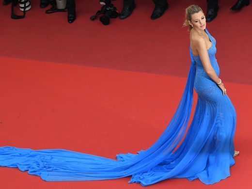 Blake Lively and Ryan Reynolds New Baby Photos