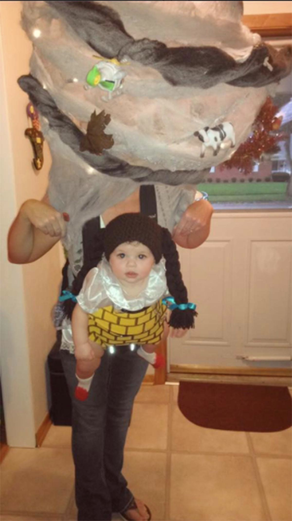 16 Brilliant Ways To Incorporate Your Baby Into Your Halloween Costume | HuffPost  sc 1 st  HuffPost & 16 Brilliant Ways To Incorporate Your Baby Into Your Halloween ...