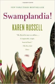 """An alligator theme park, a ghost lover, a Styx-like journey through an Everglades mangrove jungle: Russell's first novel, ab"