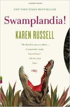 """An alligator theme park, a ghost lover, a Styx-like journey through an Everglades mangrove jungle: Russell's first novel, ab"