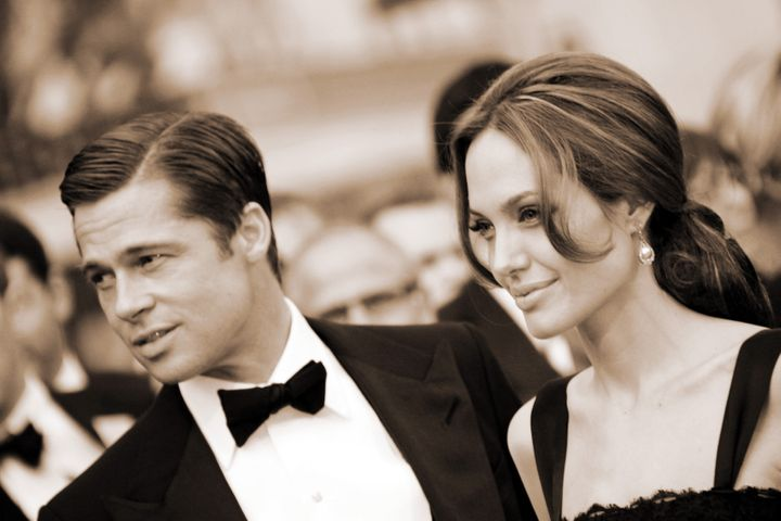 Pitt and Jolie have a new evolving relationship as co-parents.