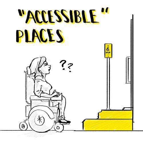 Comics Perfectly Illustrate The BS People With Disabilities Put Up
