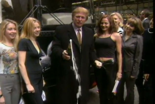 Trump Supporters Really Don't Care About His Cameo In A Playboy