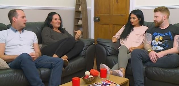 Scarlett Moffatt's boyfriend appeared on 'Gogglebox' for the first