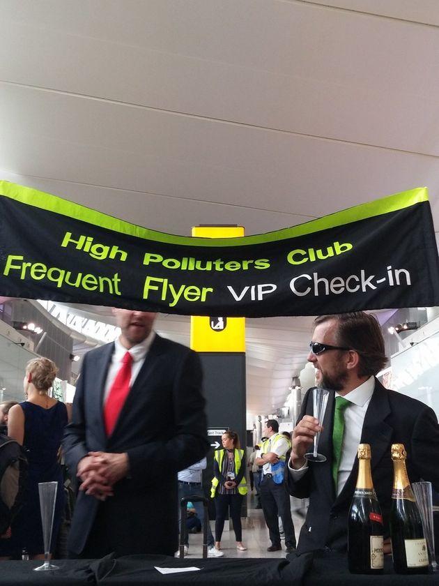 The 'VIP check