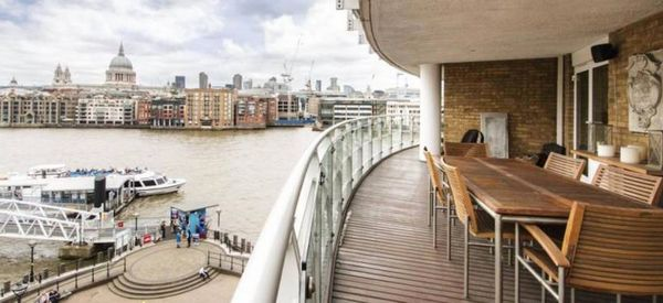 London Apartment With Thames Views Offered In Exchange For 'Grandma Sitting' Duties