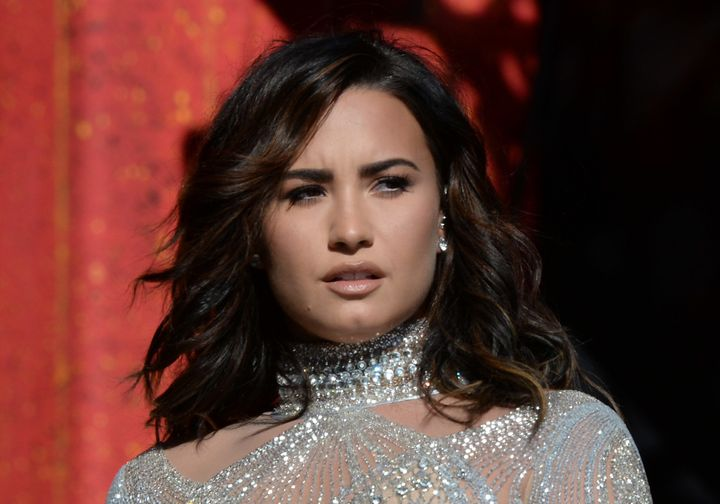 Demi Lovato Goes Off On Lovatic For Drawing Body With Barbie Proportions On Instagram