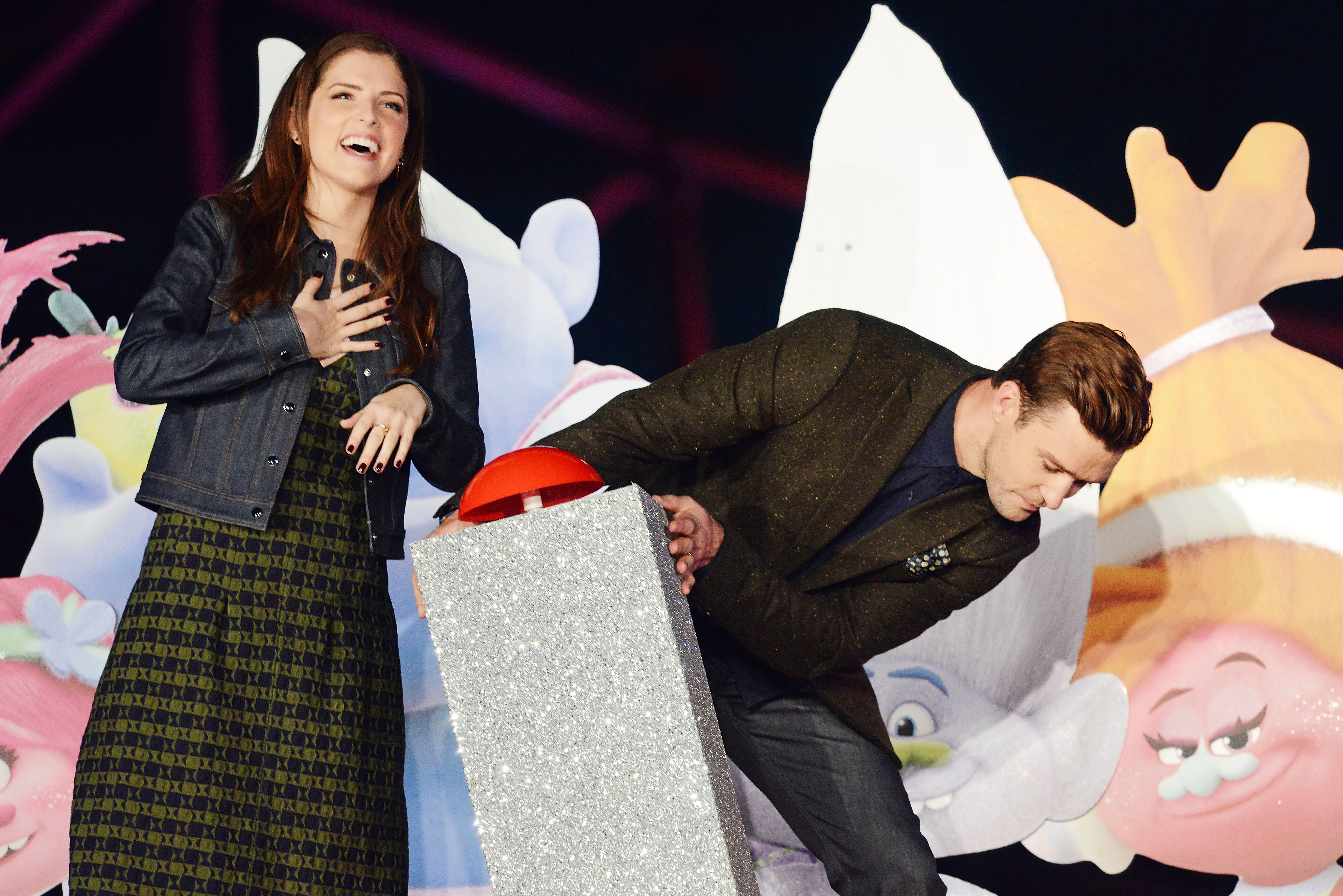 Bask In The Awkward Disaster That Was Justin Timberlake And Anna Kendrick's 'Trolls'