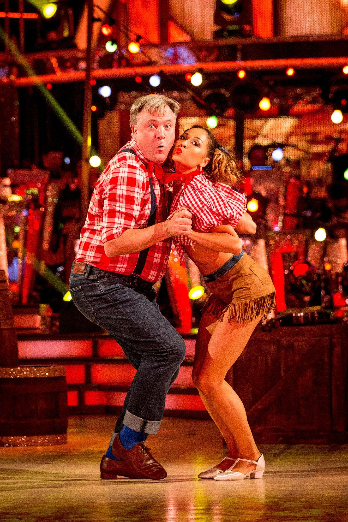 Ed Balls Did The Charleston On 'Strictly' And It Was Everything You Could Hope For And