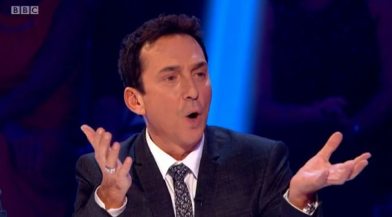 'Strictly Come Dancing': Bruno Tonioli's Swearing Prompts On-Air Apology From Tess