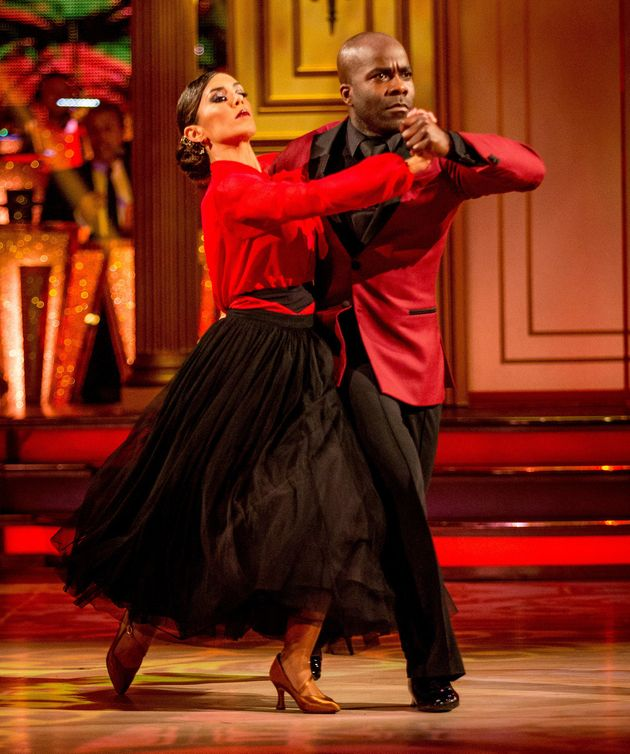 Melvin Odoom and Janette Manrara have been voted off 'Strictly Come