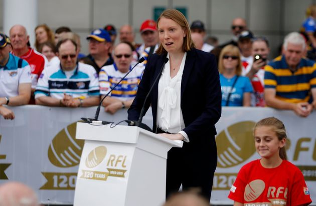 FA coach and government minister Tracey Crouch denounced the