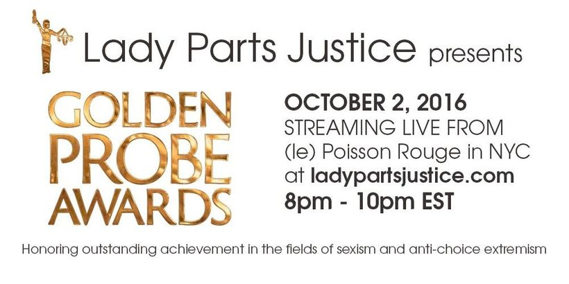 Stream the Golden Probe Awards at GoldenProbes.com