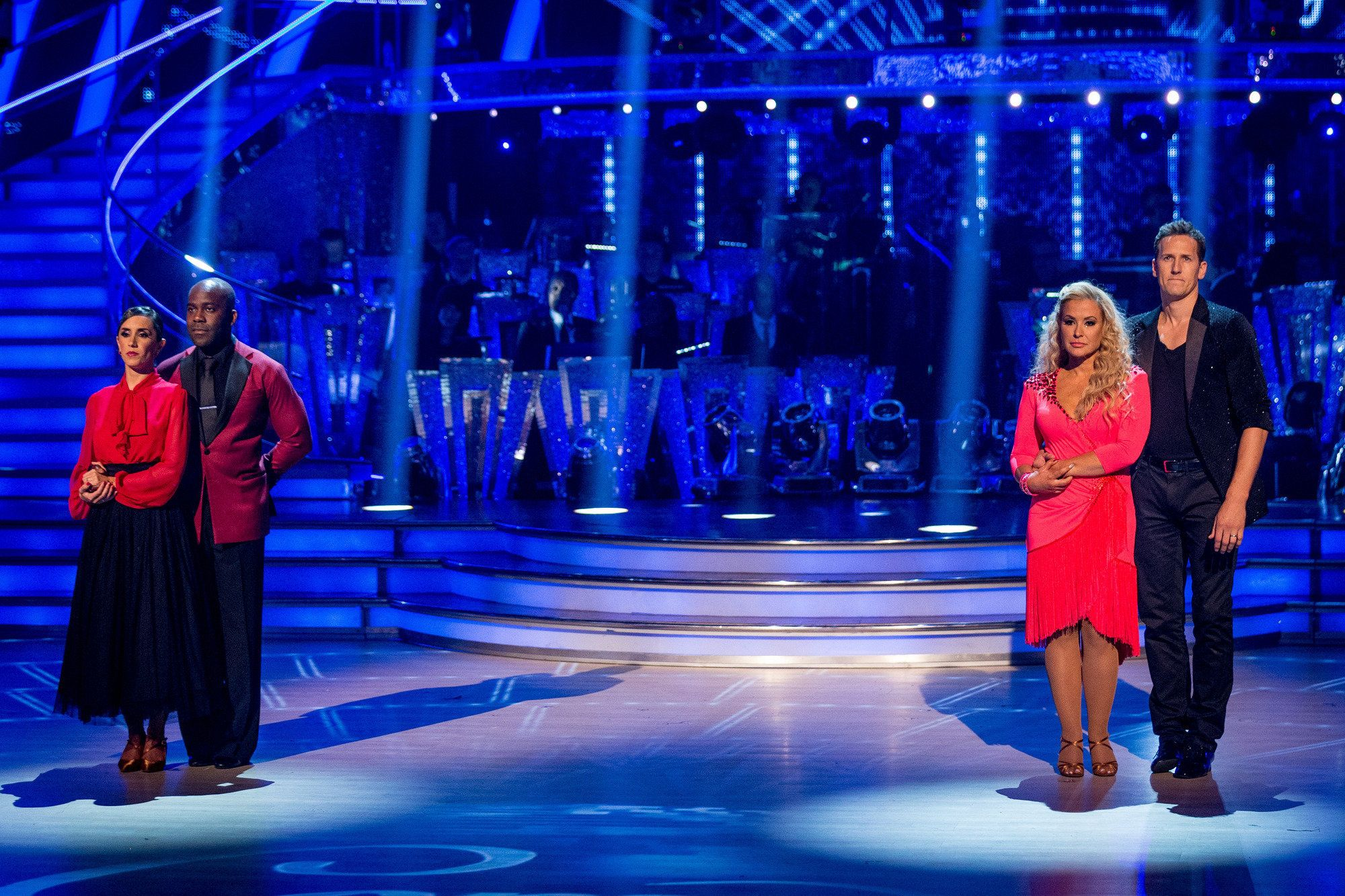 'Strictly' Loses First Contestant As Dance Off Is