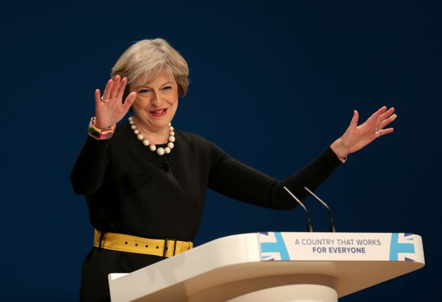 Theresa May Tells Tory MP: 'I Still Haven't Had That Kiss', Warns Party To Not Be 'Complacent' About...