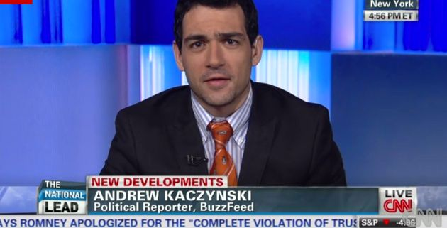 Andrew Kaczynski and Team Leave BuzzFeed for CNN