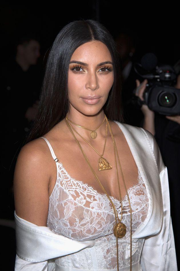 Kim Kardashian Robbed At Gunpoint By Two Masked Men At Paris