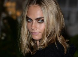 Cara Delevingne Has A Mesmerising New Neck Tattoo