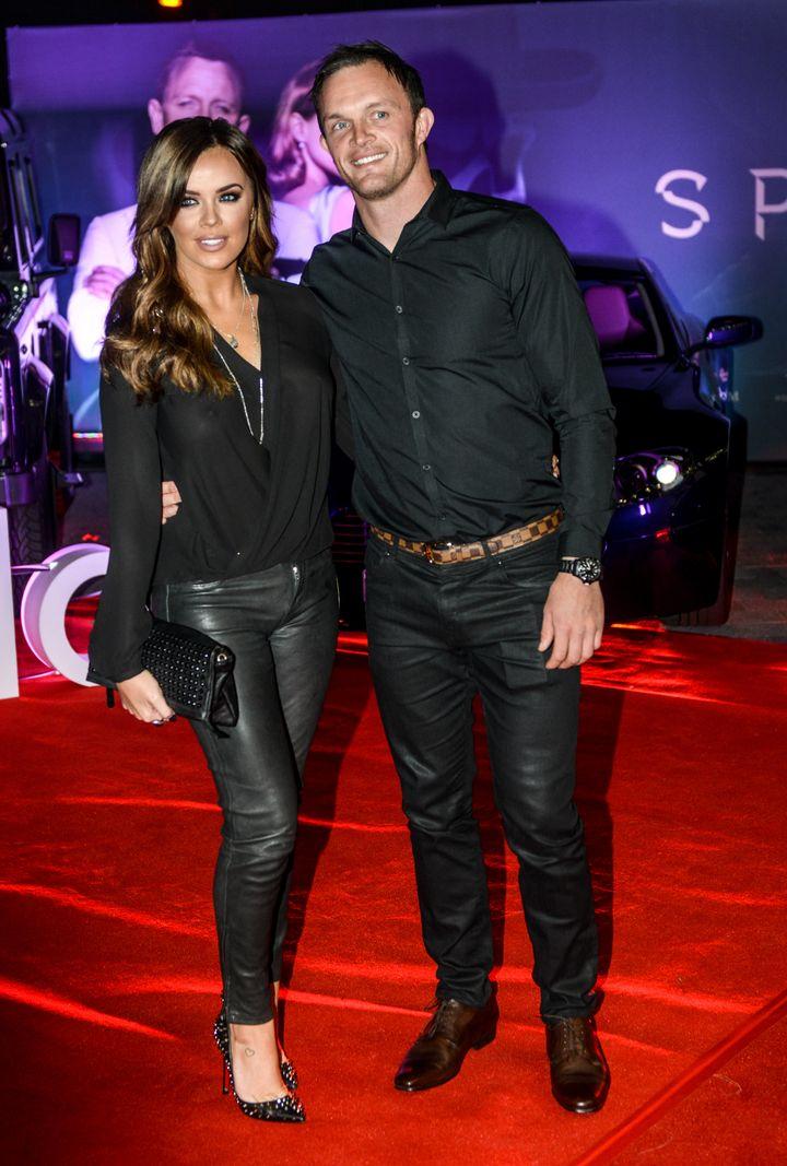 Maria Fowler and Kelvin Batey