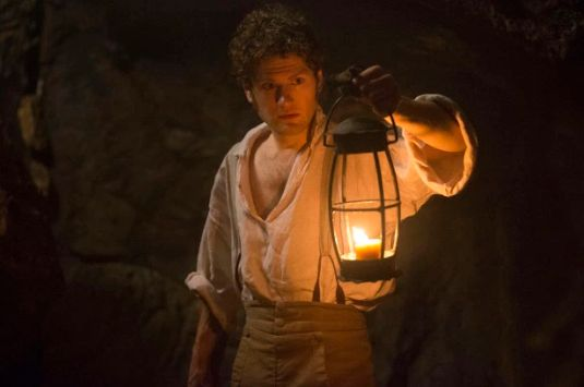 Francis Poldark (Kyle Soller) made the disastrous decision to return alone to the copper