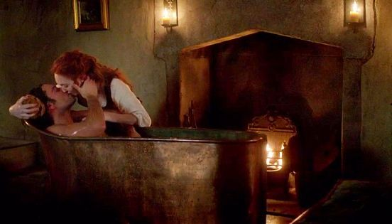 Even Ross Poldark's cosy tub scene couldn't lift the