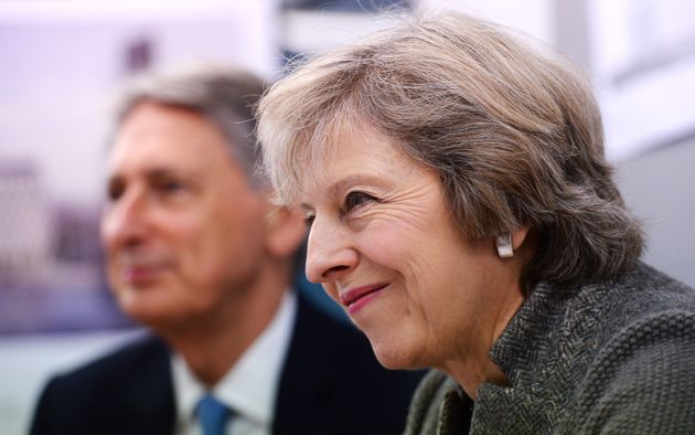 Theresa May is pushing ahead with plans for