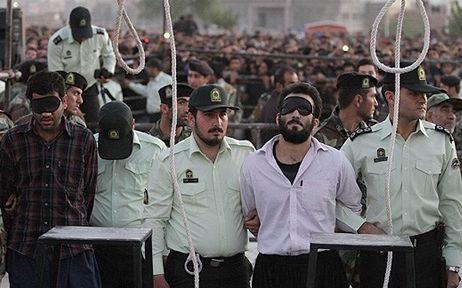Hangings in Iran