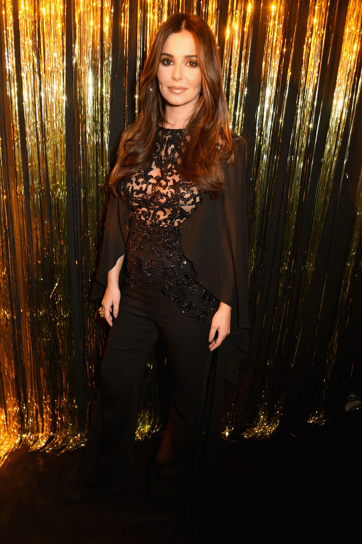 Cheryl Fernandez-Versini Breaks Cover At Paris Fashion Week As Pregnancy Rumours Continue To