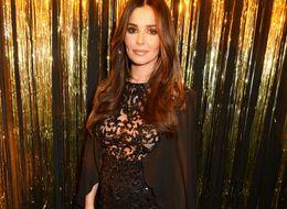 Cheryl Breaks Cover In Paris Amid Pregnancy Rumours