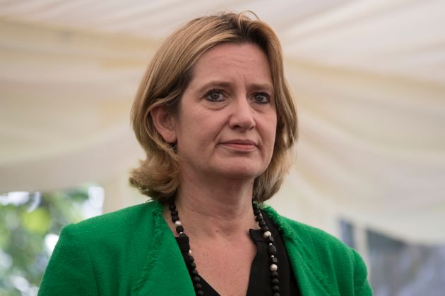 Home Secretary Amber Rudd was called on to 'champion the role of the family in resolvingthis refugee