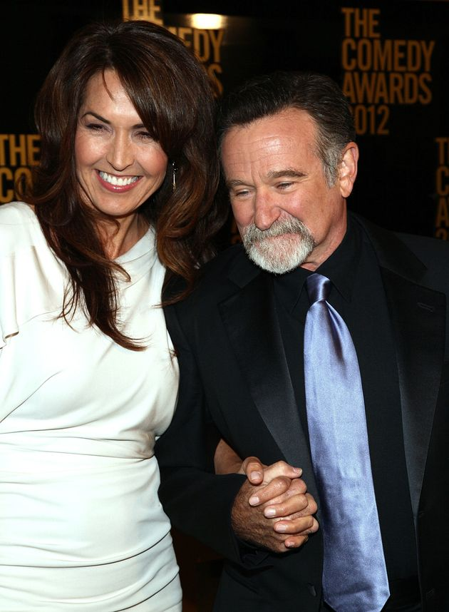 Robin Williams' Widow Reveals Actor Struggled With 'Chemical Warfare' In His Brain During Final