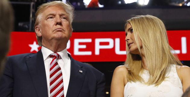 Donald Trump thinks very highly of his daughter Ivanka's