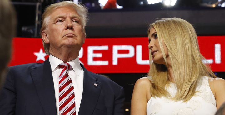 Donald Trump thinks very highly of his daughter Ivanka's looks.