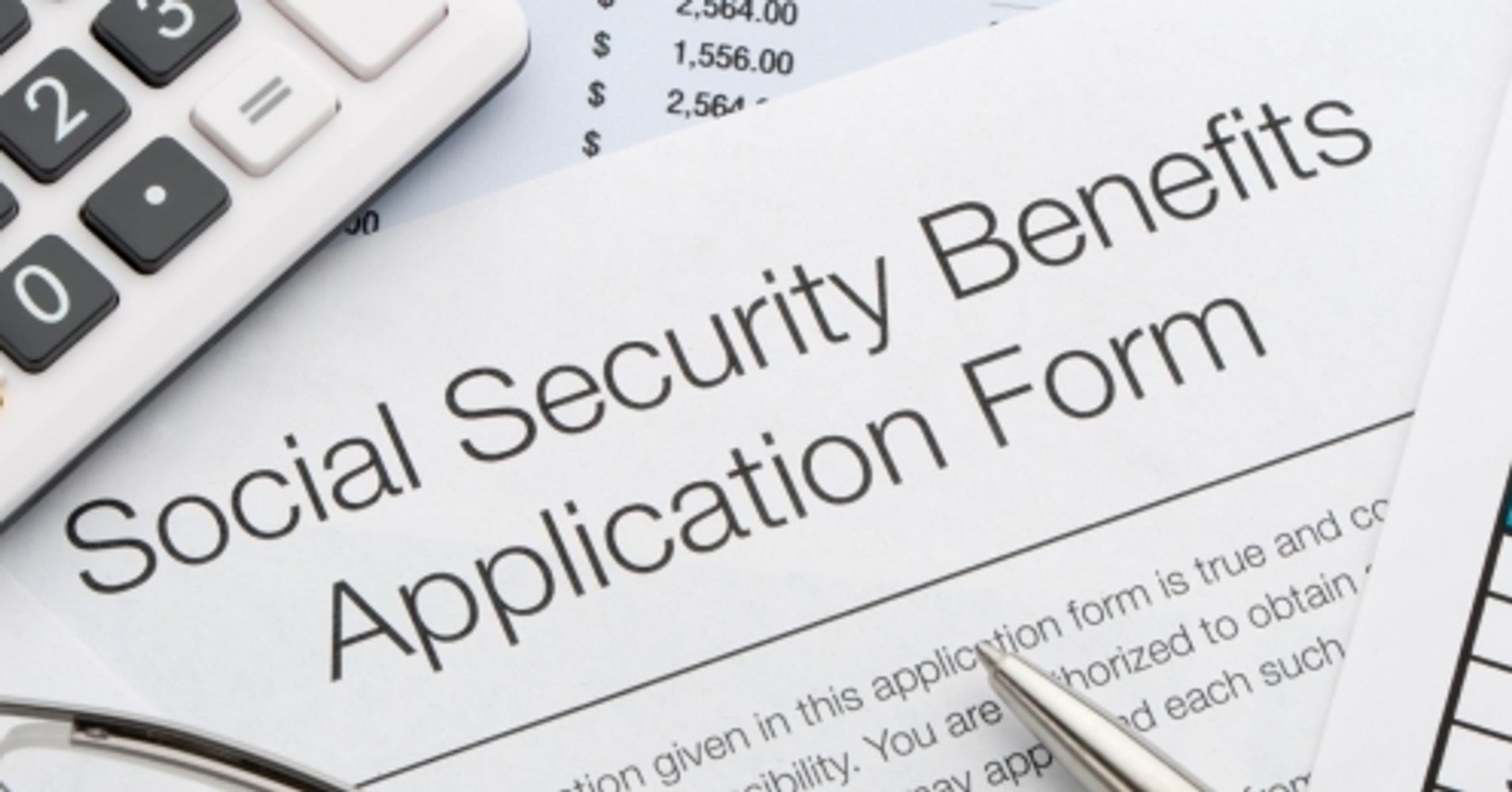 How And When To Apply For Social Security Retirement Benefits – Social Security Application Form