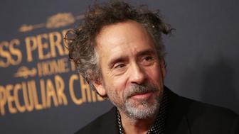 NEW YORK, NY - SEPTEMBER 26: Director Tim Burton attends the 'Miss Peregrine's Home for Peculiar Children' New York premiere held at Saks Fifth Avenue on September 26, 2016 in New York City.  (Photo by Brent N. Clarke/FilmMagic)