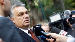 Hungary's Orban Says He Will Amend Constitution To Keep Out