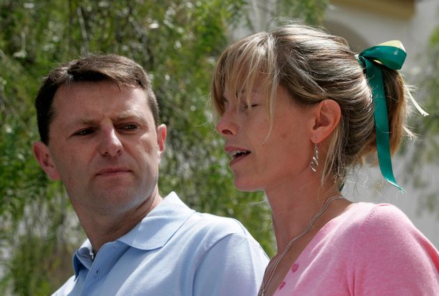 Her parents Kate and Gerry McCann are said to be 'distressed' by news of the grisly