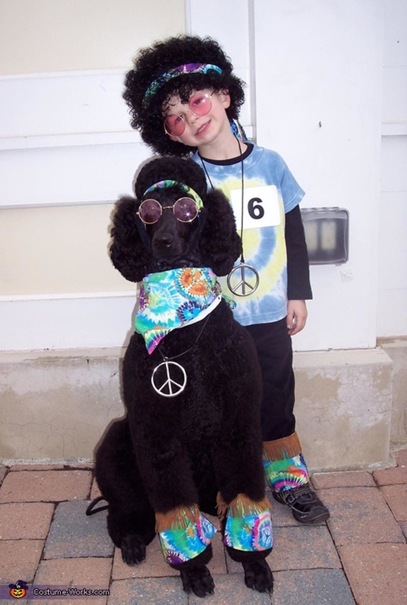 Via u003ca ...  sc 1 st  HuffPost & 30 Perfect Halloween Costumes For Kid And Dog BFFs | HuffPost