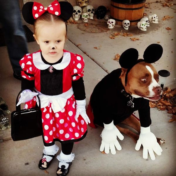 30 Perfect Halloween Costumes For Kid And Dog BFFs | HuffPost