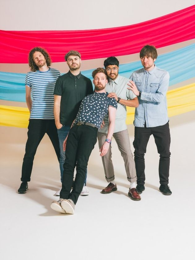 Ricky Wilson and and his Kaiser Chief bandmates are releasing their sixth studio album 'Stay Together'...
