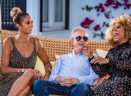 Alesha Dixon Debuts Her Latest Fashion Collection On X Factor