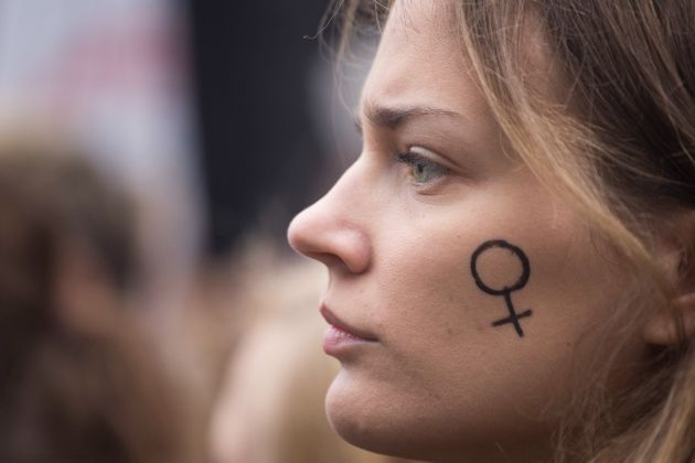 Polish women strike to signify grief in terms of the abortion ban in Poland, 03 October, 2016,