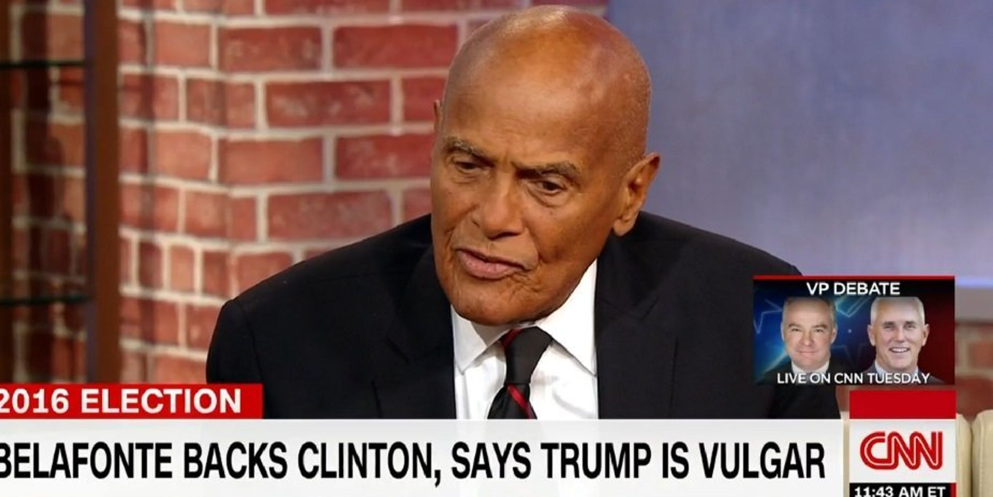 harry belafonte is really concerned about trump supporters the harry belafonte is really concerned about trump supporters the huffington post
