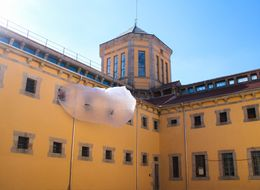 An Old Spanish Prison Is Now A Gorgeous Makeshift Art Museum